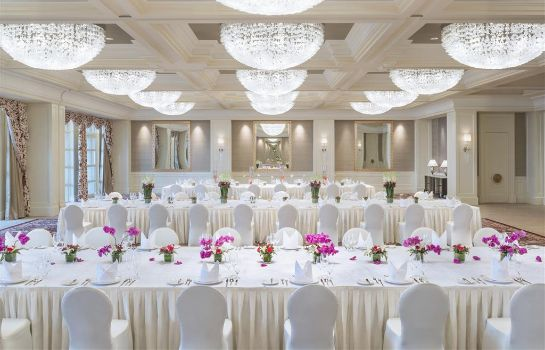 Conference room The Castle Hotel a Luxury Collection Hotel Dalian