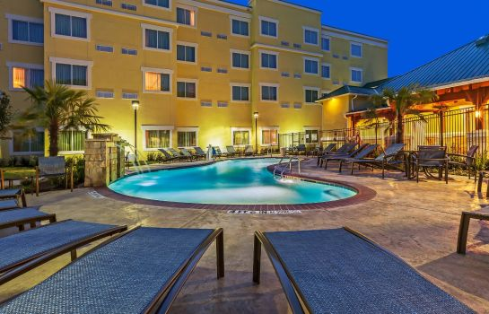 Informacja TownePlace Suites Abilene Northeast