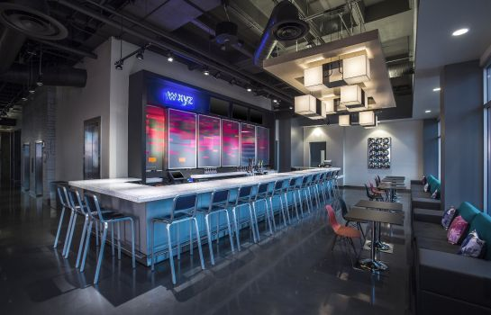 Restaurant Aloft Tampa Downtown