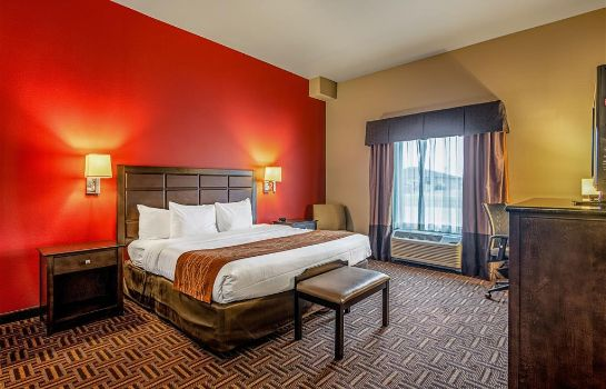 Zimmer Comfort Inn and Suites Minot