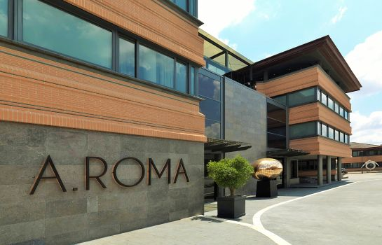 Exterior view A.Roma Lifestyle Hotel