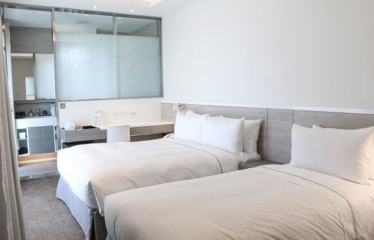 Triple room CityInn Hotel Plus Fuxing N.Rd. Branch