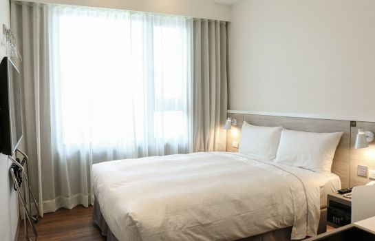 Double room (standard) CityInn Hotel Plus Fuxing N.Rd. Branch