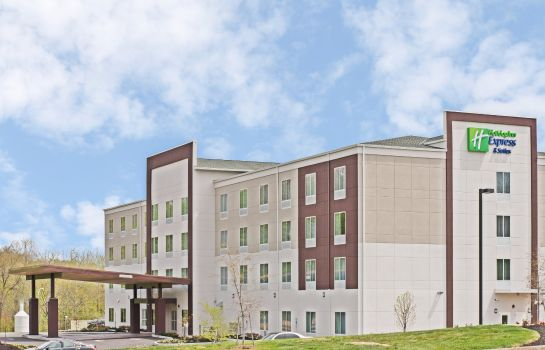 Buitenaanzicht Holiday Inn Express & Suites HARRISBURG S - NEW CUMBERLAND
