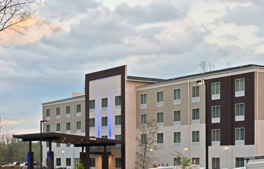 Außenansicht Holiday Inn Express & Suites HARRISBURG S - NEW CUMBERLAND