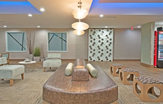 Hotelhalle Holiday Inn Express & Suites HARRISBURG S - NEW CUMBERLAND
