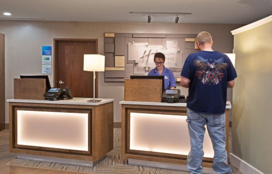 Lobby Holiday Inn Express & Suites HARRISBURG S - NEW CUMBERLAND