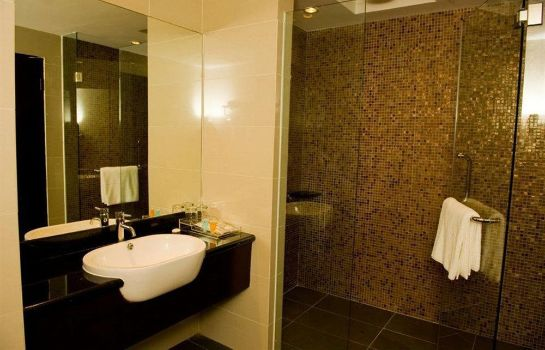 Bathroom Hotel Sixty3