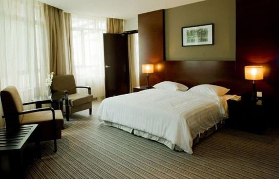 Standard room Hotel Sixty3
