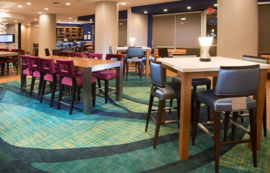 Hall SpringHill Suites Houston Westchase