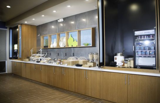 Restaurant SpringHill Suites Houston Westchase