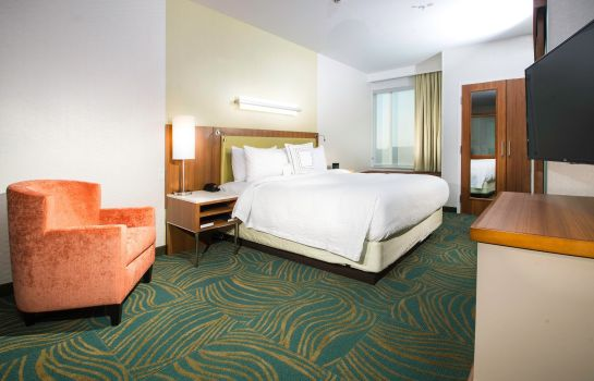 Suite SpringHill Suites Houston Westchase