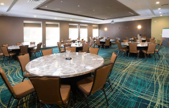 Conference room SpringHill Suites Houston Westchase