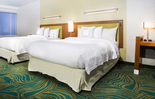 Chambre SpringHill Suites Houston Westchase