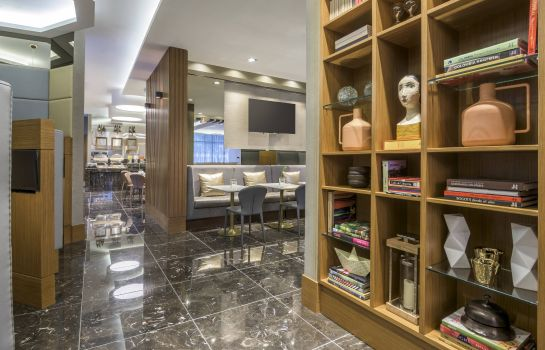 Info Courtyard by Marriott Bogota Airport