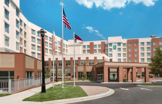 Exterior view Embassy Suites by Hilton Charlotte Ayrsley