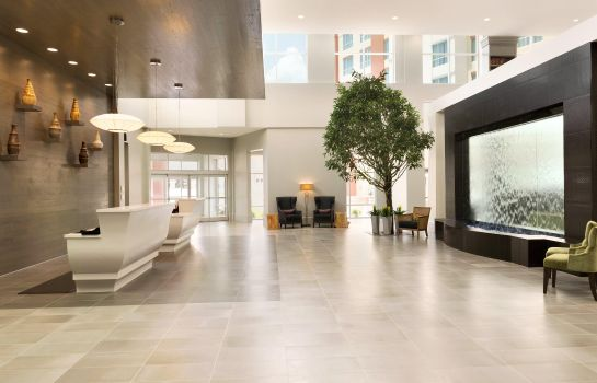 Hotelhalle Embassy Suites by Hilton Charlotte Ayrsley