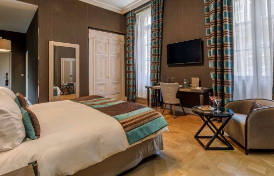 Zimmer La Cour des Consuls Hôtel & Spa Toulouse - MGallery