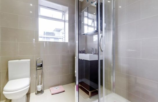 Cuarto de baño City Gate Serviced Apartments