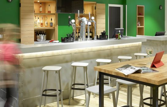 Bar de l'hôtel ibis Styles Glasgow Centre George Square
