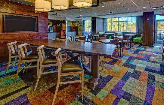 Restaurant Fairfield Inn & Suites Jackson