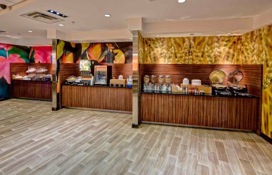 Restauracja Fairfield Inn & Suites Jackson