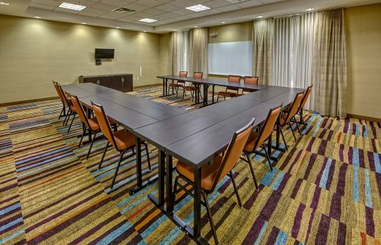 Conference room Fairfield Inn & Suites Jackson