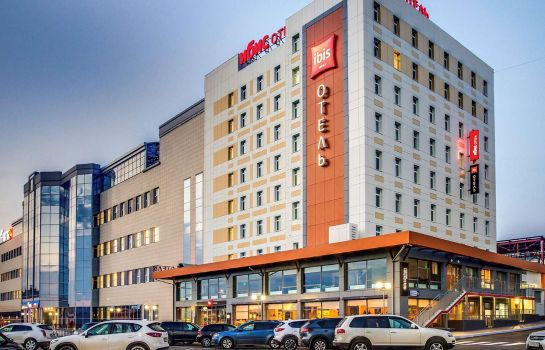 Vista exterior ibis Cheboksary Center