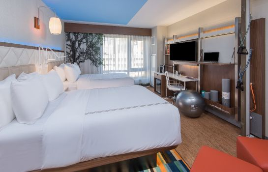Zimmer EVEN Hotels NEW YORK - TIMES SQUARE SOUTH