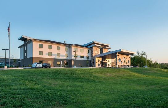 Vista exterior Holiday Inn Express & Suites SHIPPENSBURG
