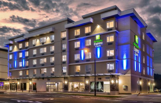 Vista esterna Holiday Inn Express & Suites VICTORIA - COLWOOD