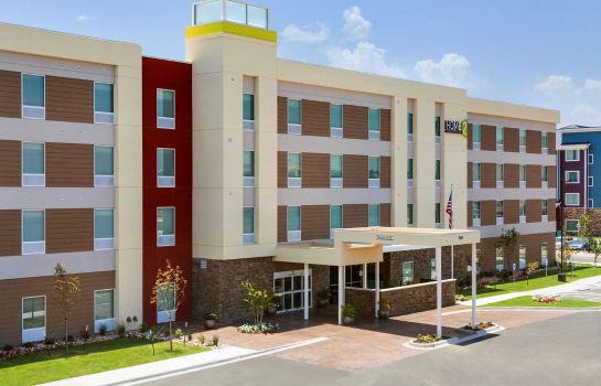 Buitenaanzicht Home2 Suites by Hilton San Angelo