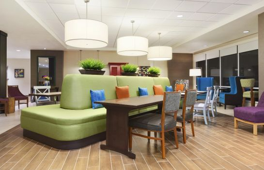 Hotelhalle Home2 Suites by Hilton San Angelo