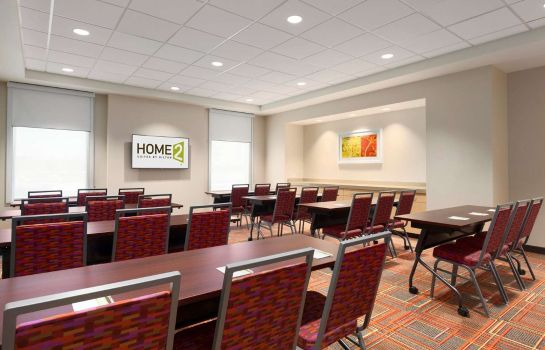 Sala de reuniones Home2 Suites by Hilton San Angelo