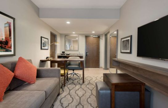Chambre Embassy Suites by Hilton Chicago Naperville
