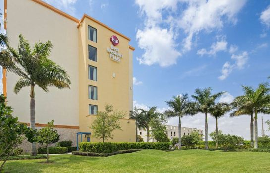 Buitenaanzicht Best Western Plus Miami Executive Airport Hotel & Suites
