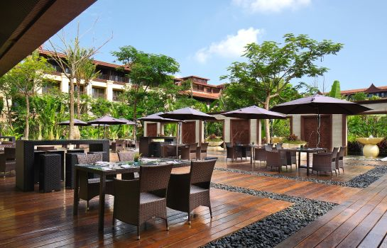 Restauracja Crowne Plaza RESORT XISHUANGBANNA PARKVIEW
