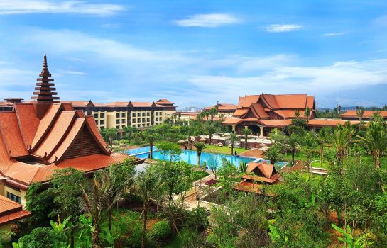 Informacja Crowne Plaza RESORT XISHUANGBANNA PARKVIEW