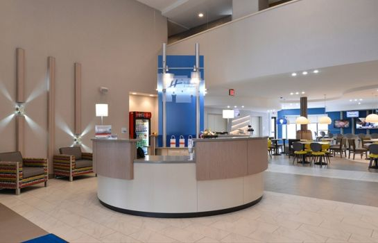 Hotelhalle Holiday Inn Express & Suites SHIPPENSBURG