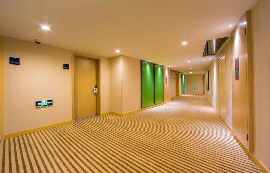 Hol hotelowy Holiday Inn Express CHANGZHOU LANLING