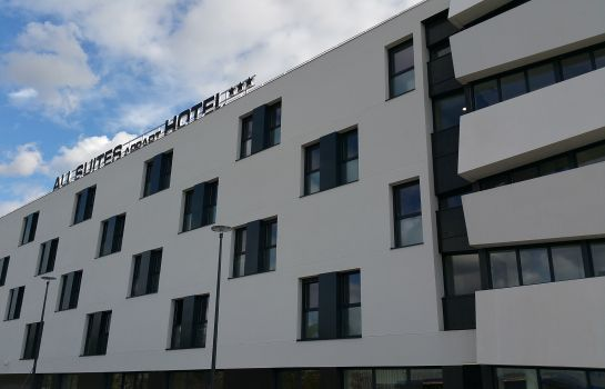 Buitenaanzicht All Suites Appart Hotel Bordeaux-Pessac