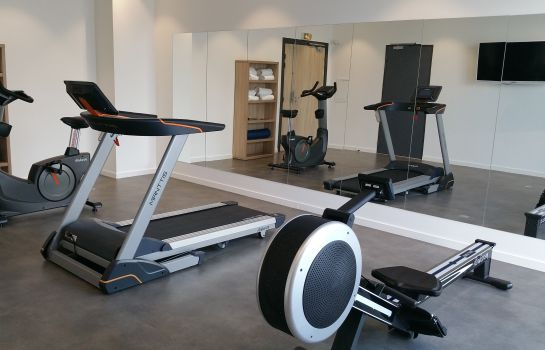 Obiekty sportowe All Suites Appart Hotel Bordeaux-Pessac