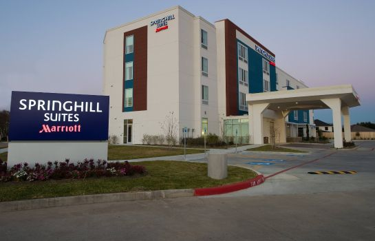 Vista esterna SpringHill Suites Houston Hwy. 290/NW Cypress