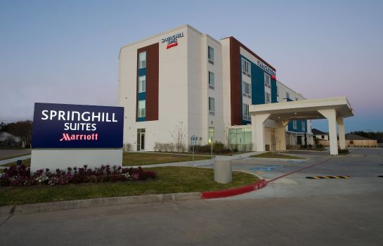 Exterior view SpringHill Suites Houston Hwy. 290/NW Cypress