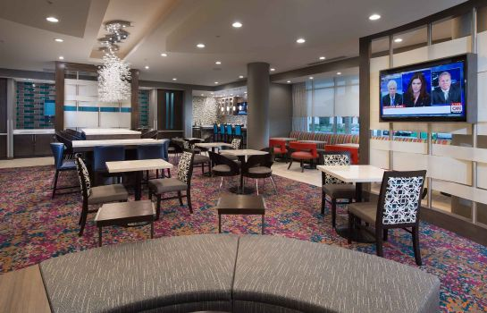 Hotel-Bar SpringHill Suites Houston Hwy. 290/NW Cypress