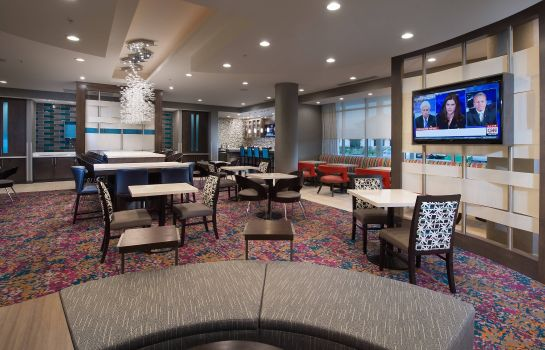 Hotel bar SpringHill Suites Houston Hwy. 290/NW Cypress