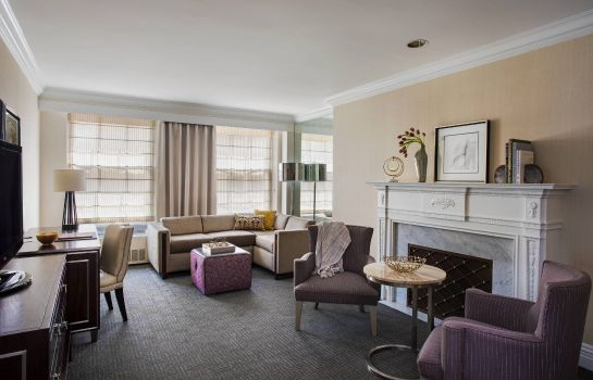 Suite Marriott Vacation Club Pulse at The Mayflower Washington D.C.