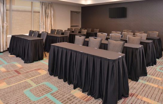 Conference room Residence Inn Cedar Rapids South