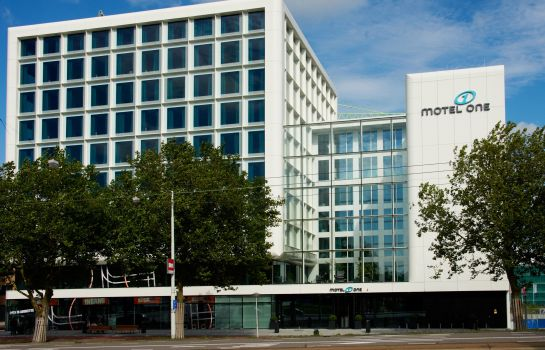 Exterior view Motel One Amsterdam