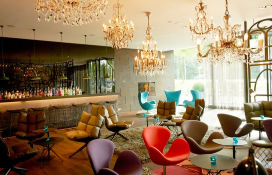 Interior view Motel One Amsterdam